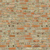 Brick Wall Texture. Stock Images