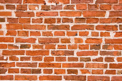 Brick wall texture. Red brick wall texture background Royalty Free Stock Image