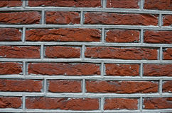 Brick wall texture (abstract background, vintage, grunge - conce Royalty Free Stock Photos