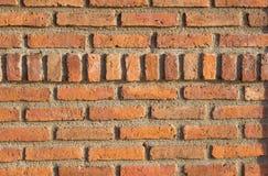 Brick wall. Texture of ancient brick wall stock image