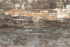 Brick wall texture Background Royalty Free Stock Photo