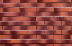 Brick wall texture background. Brick wall of a building texture background Stock Images