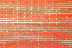 Brick wall texture. Background of brick wall texture Stock Photos