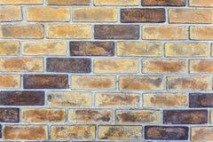 Brick wall texture background, antique vintage theme Stock Image