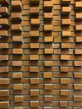 The brick wall texture background royalty free stock image