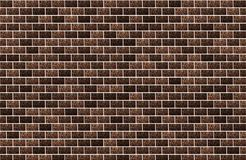 Brick wall texture for background stock illustration