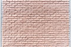 Brick wall texture background. Closeup brick wall for design wit. H free copy space for text or image.Abstract brick pattern background. Use for website Royalty Free Stock Photography