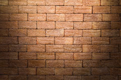 Brick wall texture background for interior or exterior design. Stock Photo