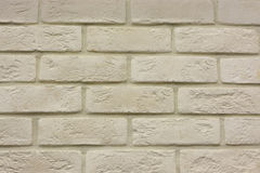 Brick wall texture background in the light of ancient cream beige brown. Brick wall texture background in the light of ancient natural cream beige brown Royalty Free Stock Images