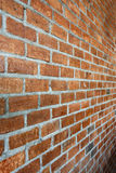 Brick wall texture background material of industry Royalty Free Stock Image