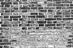 Brick wall texture background old rough masonry Royalty Free Stock Photography