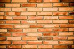 Brick wall texture background. Stock Photos