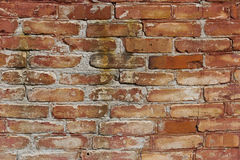 Brick wall texture background. Background of red brick wall pattern texture stock image