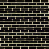 Brick wall texture background seamless cgi textured black and gr Royalty Free Stock Image