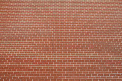Brick wall texture background. View of orange brick wall texture background Royalty Free Stock Image