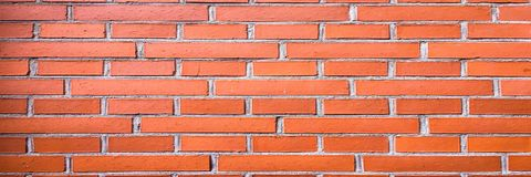 Free Brick Wall Texture, Brick Wall Background, Brick Wall For Interior Or Exterior Design With Copy Space For Text Or Image. Red Organ Royalty Free Stock Photo - 93235665