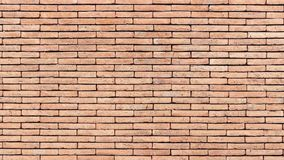Brick wall texture or brick wall background for interior exterior decoration and industrial construction concept design.  Stock Images