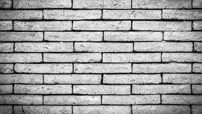 Brick wall texture or brick wall background for interior exterior decoration and industrial construction concept design.  Royalty Free Stock Images