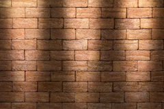 Brick wall texture, brick wall background. Stock Images