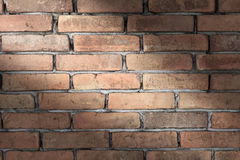 Brick wall texture, brick wall background. Royalty Free Stock Images