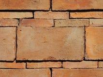 Brick wall texture. Closeup brick wall texture background Royalty Free Stock Photos