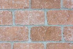Brick wall. Texture and concrete brick background Stock Images