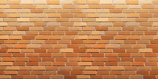 Brick wall texture. royalty free illustration
