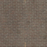 Brick wall texture design with some scratches hard surface. In high resolution for your design project or website royalty free stock photography