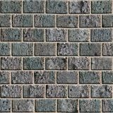 Brick wall texture generated. Stock Images