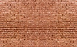 Brick wall texture for interior and exterior royalty free stock photo
