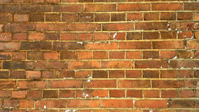 Brick wall texture. Old brown brick wall background texture Royalty Free Stock Image