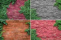Brick wall texture Stock Photo
