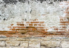A brick wall Royalty Free Stock Images