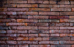 Brick wall texture. Old vintage brick wall background texture royalty free stock image