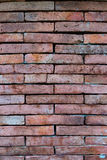Brick wall texture. Old vintage brick wall Stock Image