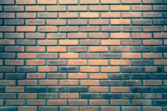 Free Brick Wall Texture Or Brick Wall Background. Brick Wall For Interior Exterior Decoration And Industrial Construction Design. Stock Photos - 109303483