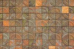 Brick wall texture and patterns Stock Image