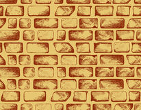 Brick wall texture Stock Photos