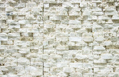 Brick-Wall Used as a Texture Background. Close up of a Brick-Wall Used as a Texture Background Stock Image
