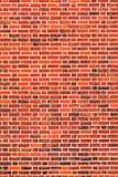 Brick Wall Vertical Stock Image