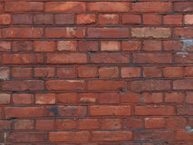 Brick wall. A very old Brick wall Stock Image