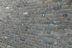 A brick wall Royalty Free Stock Photography