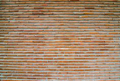 Brick wall vintage style Stock Photography