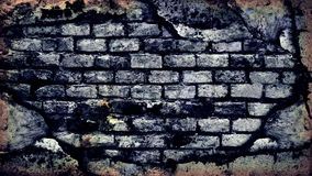 Brick Wall stock footage