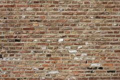 Brick wall 01 Stock Images