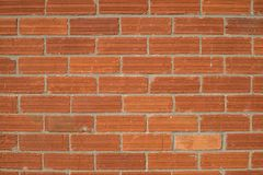 Brick Wall, Weathered and Old. Brick Wall Weathered and Old stock photo