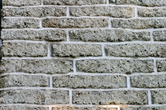 Free Brick Wall With Gray Bricks For Background Royalty Free Stock Image - 1626