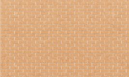 Brick wall, Yellow white bricks wall texture background for graphic design, Vector royalty free illustration