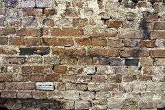 Brick wall0 Royalty Free Stock Images