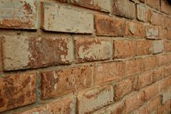 Brick walls Stock Images